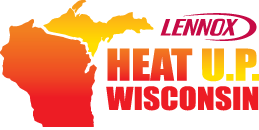 Heat up Wisconsin